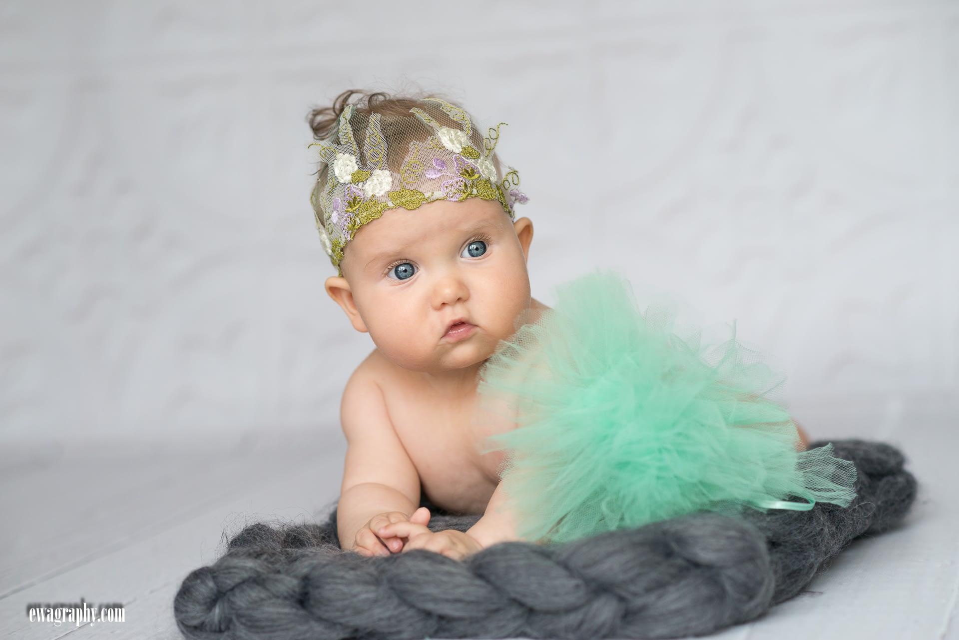 sesja niemowlka