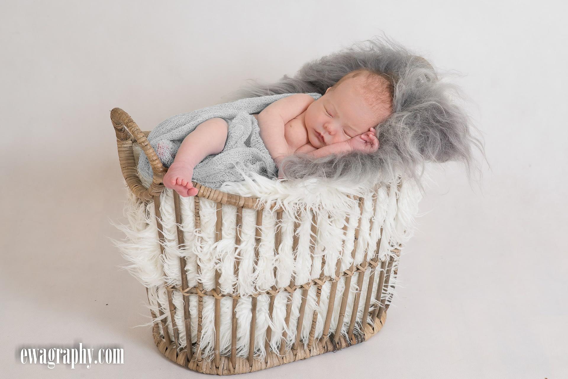 sesja noworodkowa scandi